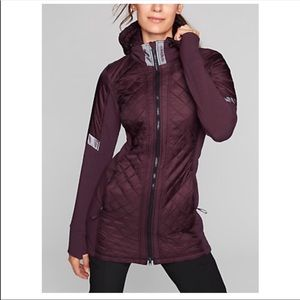 Athleta Rock Springs CYA Quilted Insulated Jacket